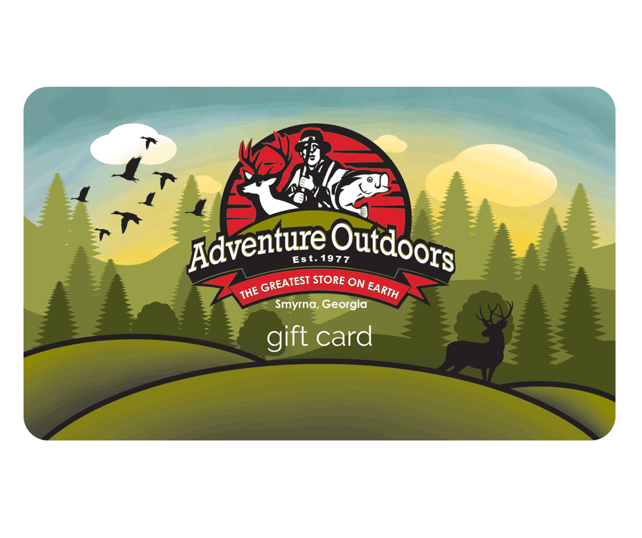 Buy Our Gift Cards Online